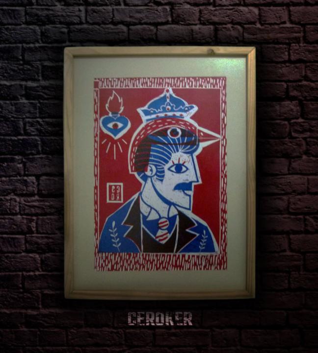 Ceroker (A Tres Manos)
