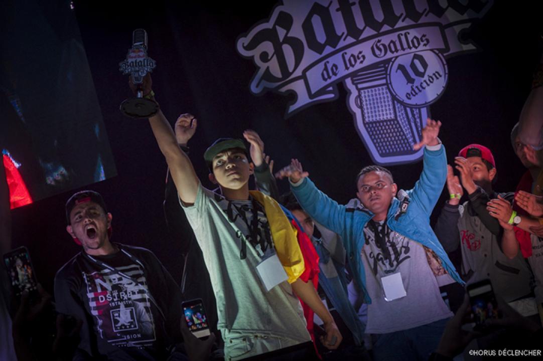 Red Bull Batalla De Los Gallos Colombia 2016   Fotografía por Horus Déclencher