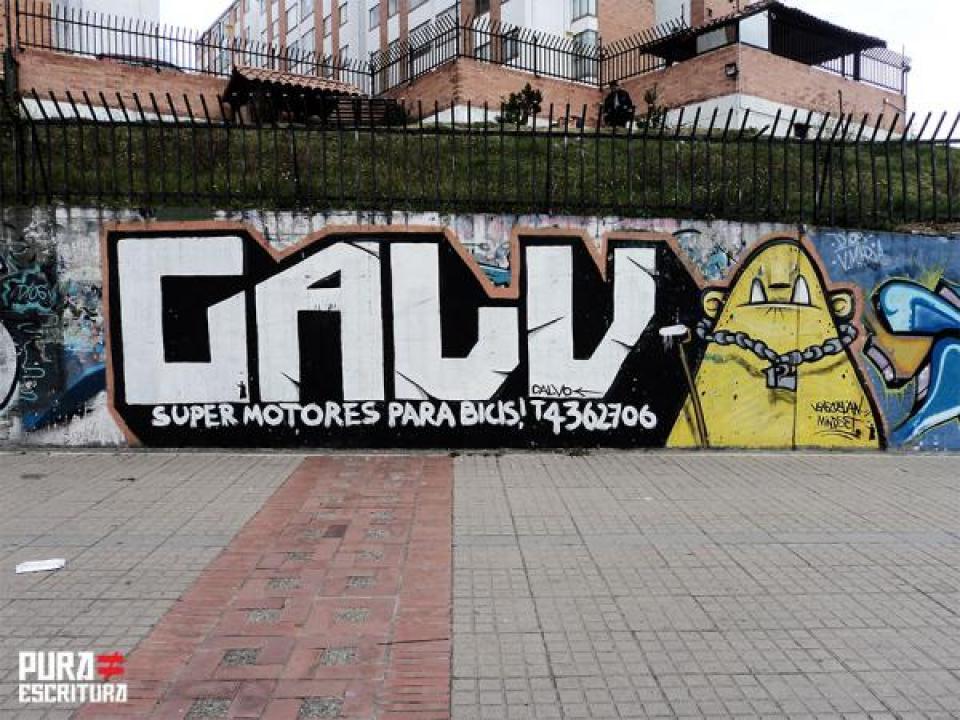 Calvo - Av. Boyacá