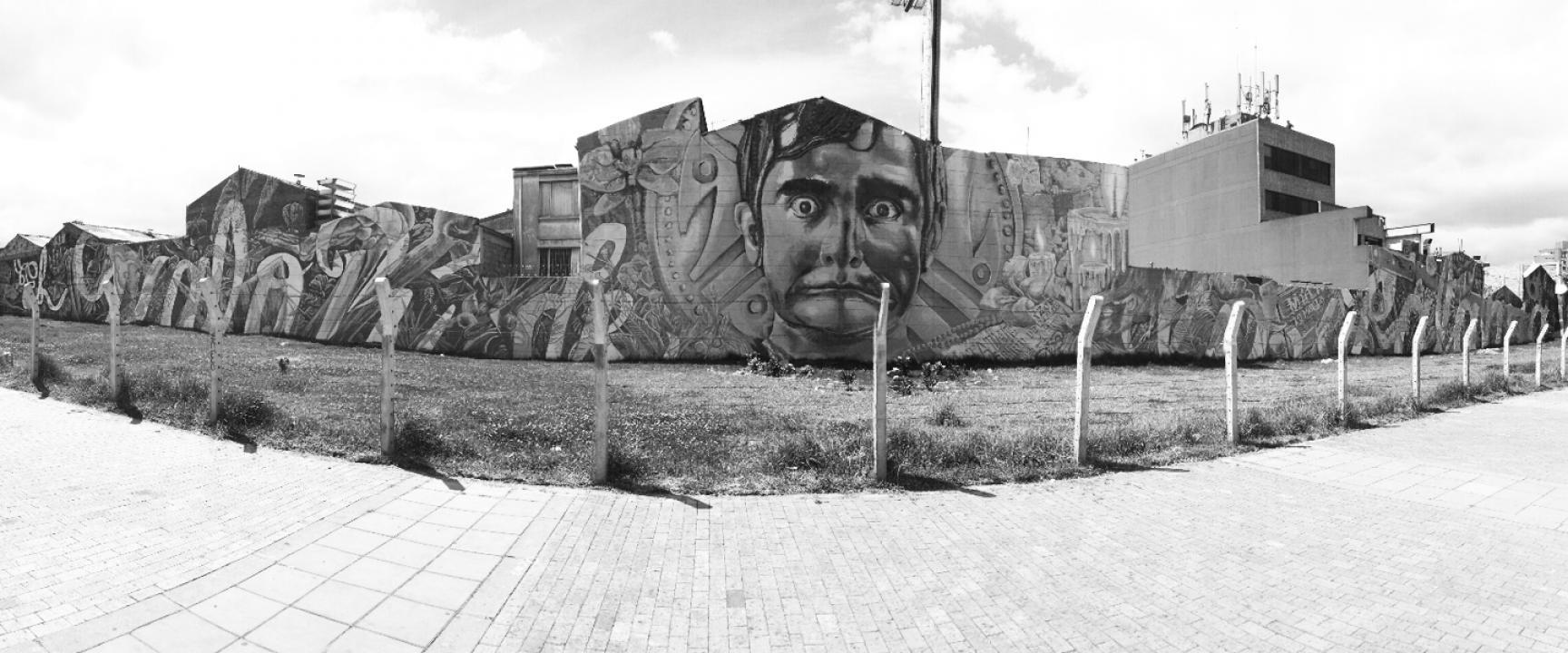 Mal Crew - Mala Memoria | Mural Calle 26