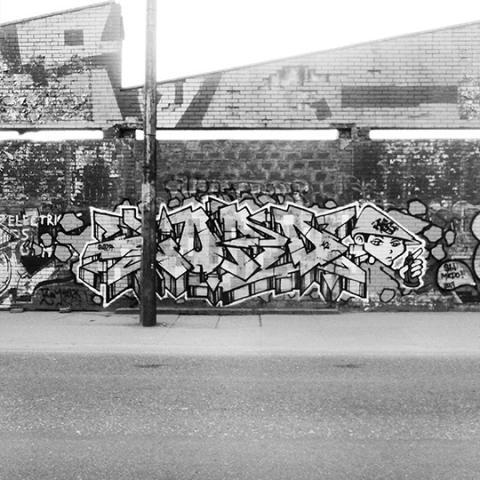 LOAD - Graffiti Respect 2017