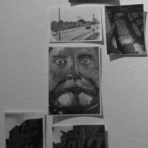 Mal Crew - Mala Memoria | Exposioción En Taller 3
