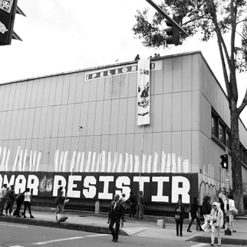Puro Veneno: Graffiti Como Herramienta Política